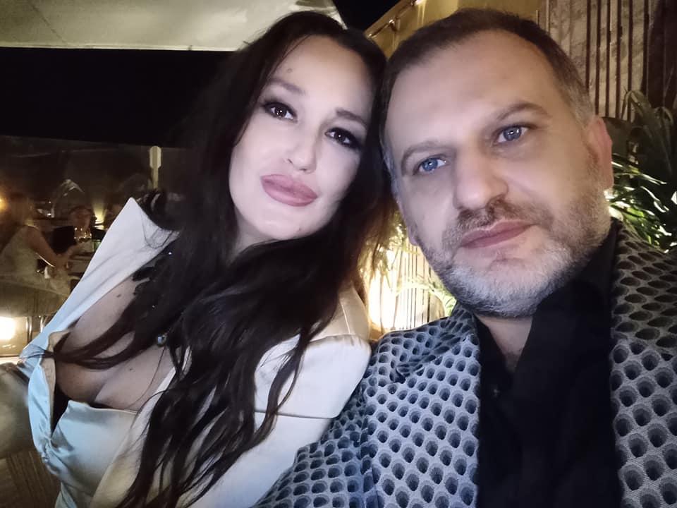 Carlo Fusco e Ieva Likos