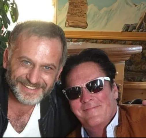 Carlo Fusco e Michael Madsen