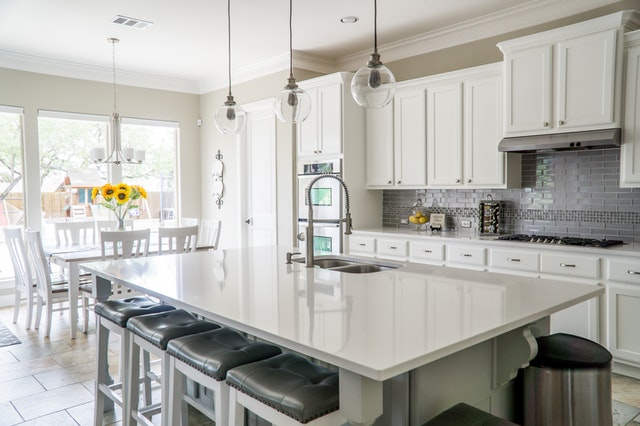 quali material per i mobili della cucina