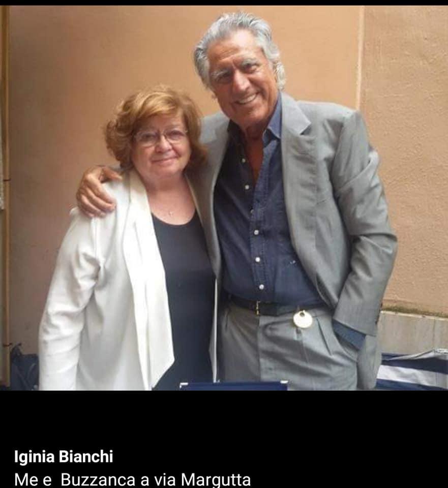 Iginia Bianchi con Lando Buzzanca